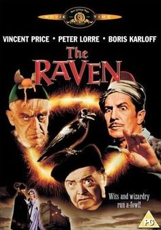 Amazon.com: The Raven: Vincent Price, Peter Lorre, Boris Karloff, Hazel Court: Movies & TV