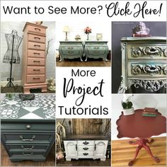 Vintage Desk Makeover, A rags to riches vintage desk makeover. When looking for DIY desk makeover ideas, why not stay simple with black painted furniture