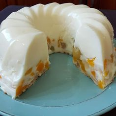 Sweets Recipes, Easy Desserts, Healthy Recipes, Greek Sweets, Fruit Pie, Sweets Cake, Mediterranean Recipes, Greek Recipes, Food And Drink