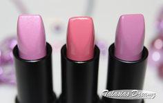 Manhattan Perfect Creamy & Care Lipsticks 30F, 35G, 40G - swatches: http://www.talasia.de/2013/06/03/manhattan-perfect-creamy-care-lipsticks-30f-35g-und-40g/