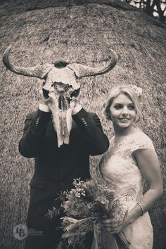 Love this shot so much, while doing the creative shoot in the game reserve we found this skull, Durban-wedding-Bonamanzi-Luca-Barausse-Photography-monique-scott of Game Reserve, Wedding 2015, Skull, Ruffle Blouse, Creative, Fun, Photography, Women, Fashion