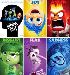 'Del revés (Inside Out)' la película más redonda y adulta de Pixar