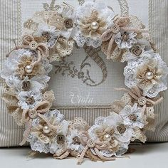 how to use up that gathered lace