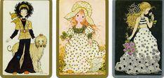 ❤️Sarah Kay Swap Cards