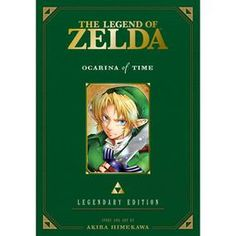 [The Legend Of Zelda: Volume 1: Ocarina Time (Legendary Edition) (Product Image)]
