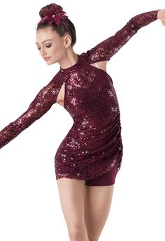 Weissman™ | Sequin Long-Sleeve Tunic