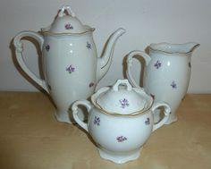 Pirkenhammer Sugar Bowl, Bowl Set, Tea Pots, Tableware, Fine Dining, Tablewares, Household, Dinnerware, Tea Pot