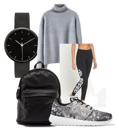"""""""Untitled #2"""" by karoliina-kaattari on Polyvore featuring I Love Ugly, adidas Originals, NIKE, women's clothing, women, female, woman, misses and juniors"""