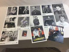 Star Trek Autograph Collection Voyager Deep Space Jeri Ryan Roxann Dawson Furst