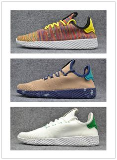 f0c6378a75f62b New Pharrell Williams X Stan Smith Womens Mens Running Shoes Multicolor  Tennis Hu Primeknit Trainers Sports Jogging Sneakers Leopard Print Shoes  White ...