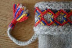 lovikka vantar Mittens, Ravelry, Crocheting, Knit Crochet, Gloves, Basket, Embroidery, Knitting, Christmas