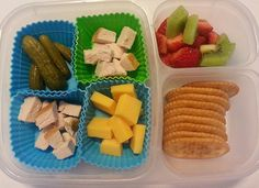 3 Tools for Awesome Packed Lunches {Giveaway}