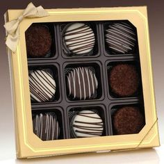 A Chocolate Dipped Oreo Cookies Boyfriend Gift Box
