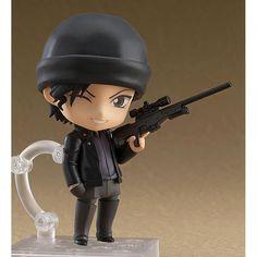 Detective Conan Nendoroid : Shuichi Akai #detectiveconan #shuichiakai #nendoroid #hypetokyo