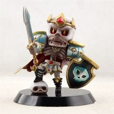 Dota 2 Classic Skeleton King Action Figure - Action Figure Dank Meme Apparel