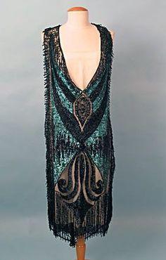 Evening dress - 1920s