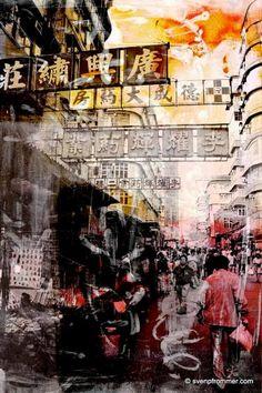 HONG KONG STREETS X