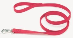 Dog Supplies 2904 Double Lead 1',Red *** Remarkable product available now. : Leashes for dogs