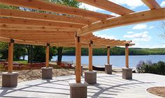 Beautiful Timber Frames | Post and Beam | Heavy Timber