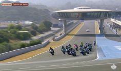 From Vroom Mag... Video: CEV Repsol, Jerez, Race highlights: Superbike race 1