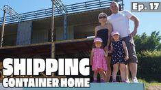 Stavíme kontejnerový dům - svépomoci EP17 Couples, Building, Youtube, Party, House, Home, Buildings, Haus, Romantic Couples