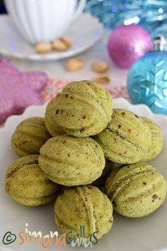 Sweet Recipes, Cake Recipes, Dessert Recipes, Biscotti, Feel Good, Favorite Recipes, Sweets, Candy, Cookies