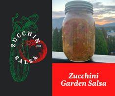 Zucchini Garden Salsa – JK Building The Dream Zucchini, Salsa, Building, Garden, Blog, Garten, Buildings, Lawn And Garden, Gardens
