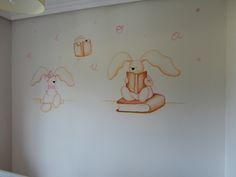 tiernos ositos para decorar habitaciones d ebebes