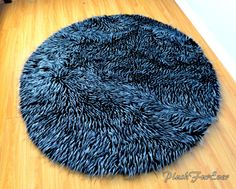 Oval Rugs, Round Area Rugs, White Wolf, Blue And White, Pink Yellow, Purple, Nursery Rugs, Shaggy, Faux Fur