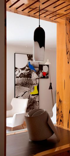 Appartements | Laurent Bourgois et Caroline Sarkozy Laurent, Interior Design, Home Decor, Arquitetura, Apartments, Nest Design, Decoration Home, Home Interior Design, Room Decor