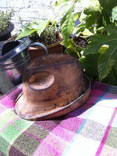 Vintage Hat Block - Milly Spaven