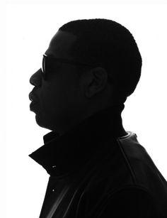 Michael Lavine Jay-Z portrait