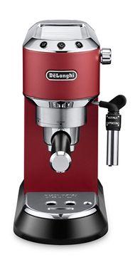 Delonghi Dedica Ec685 R Kopen Mooie Piston Espresso Machines Voor U Espressomachine Latte Macchiato Gemalen Koffie