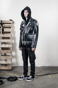 Established in 2014 by designer Shane Gonzales, MIDNIGHT STUDIOS is an American-based label that combines punk & youth street style in an anti-aesthetic manner. Rock N Roll Music, Rock And Roll, Tactical Pouches, Male Icon, The Soloist, Psychedelic Rock, Studio S, Winter Collection, Streetwear Brands