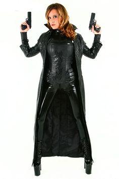 HANDMADE to ORDER Selene Underworld Jacket by DeadlyCurvesCorsets, $229.99