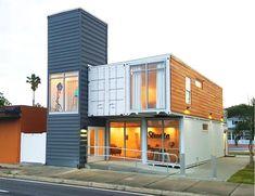 Kontejnerový dům Zigloo | Kontejnerové domy