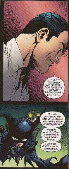 Batman # 674 | Written by Grant Morrison, pencils by Tony Daniels