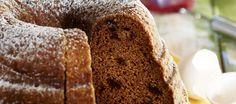 Mummun piimäkakku Fruit Bread, Banana Bread, Sweet Pastries, Baked Donuts, Little Cakes, Trifle, Coffee Cake, Food And Drink, Baking