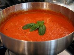 Receta de Salsa Pomodoro