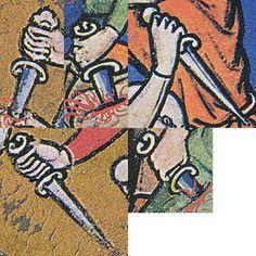 Maciejowski bible daggers