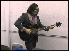 Creed Bratton Plays Guitar on the Set of The Ghastly Love of Johnny X (video by Russell Harnden)