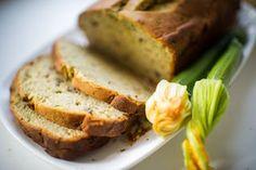 Gluten free Courgette Loaf! Recipe here - http://www.glutenfreebaking.co.uk/wp-content/uploads/2016/08/Summer-Recipes.pdf