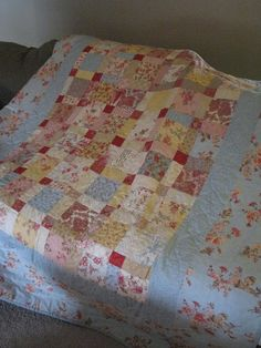Featured Member Quilts: December 20 - 24 Blocks