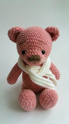 PDF Мятный Мишка. Бесплатный мастер-класс, схема и описание для вязания плюшевой игрушки амигуруми крючком. FREE amigurumi pattern. #амигуруми #amigurumi #схема #описание #мк #pattern #вязание #crochet #knitting #toy #handmade #рукоделие #медведь #медвежонок #мишка #плюшевый #bear #teddy #plush