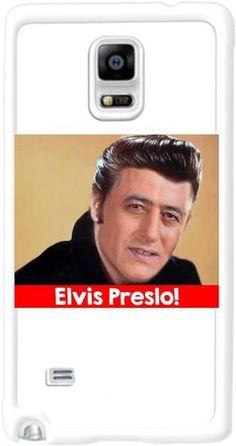 Mahmut Tuncer - Elvis Preslo Kendin Tasarla - Samsung Note 4 Kılıfı