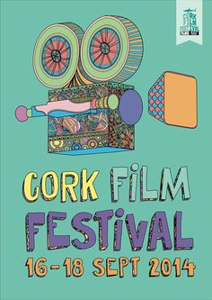For this project we were asked to produce a series of bus shelter posters based on the Cork Film Festival. We had to show our own personal illustrative style. Cork, Film Festival, Behance, Poster, Corks, Movie Party, Billboard