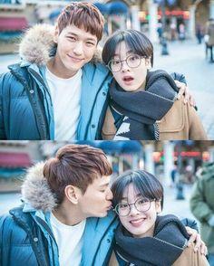 What the.... Lee Seon Ok!!!