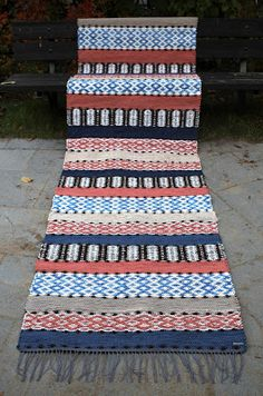 Recycled Fabric, Woven Rug, Scandinavian Style, Pattern Design, Bohemian Rug, Hand Weaving, Recycling, Carpet, Textiles