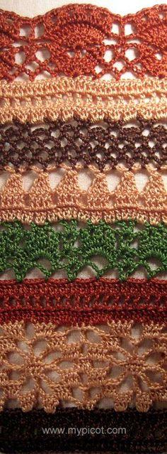 MyPicot   Free 'GORGEOUS!' Crochet Patterns