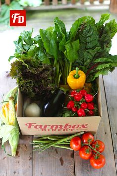 Go to www.FarmboxDirect.com    choose the right box or locally grown organic/natural produce for you and your family. Delivered FREE to 75% of USA